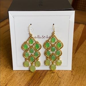 Stella and Dot Hannah Chandeliers